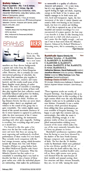 IRR_Review_February_2011